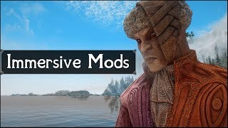 Skyrim A Mages Worst Nightmare – 5  Mmersive Elder Scrolls 5 Mods You May Have Missed 4