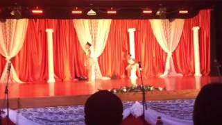 Miss Clark Atlanta University African Dance Performance Choreography by Desi Ray Morris