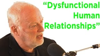 "David Gilmour on ""dysfunctional relationships"" in Pink Floyd"