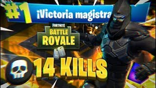 VICTORIA CON LA NUEVA SKIN LEGENDARIA VIAJE DE CARRETERA!! FORTNITE BATTLE ROYALE!!