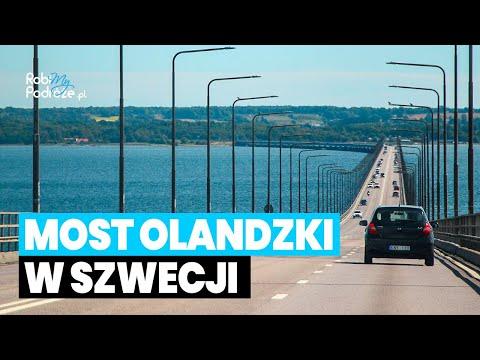 Most Olandzki, Szwecja (Ölandsbron) - 6072 metry