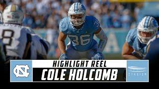 Cole Holcomb North Carolina Football Highlights - 2018 Season | Stadium