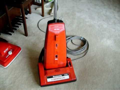 Panasonic Commercial Vacuum Cleaner Youtube