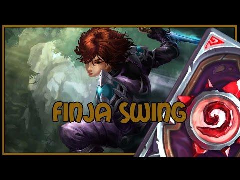 Hearthstone: Finja swing (jade druid)