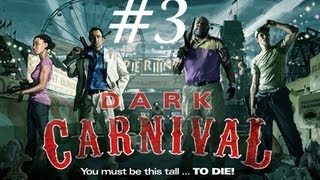 [GRT] Left 4 Dead 2 - Dark Carnival : Coaster #3(วินาทีเฉียดตาย)