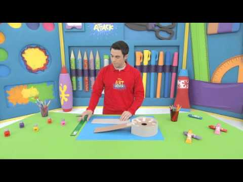 Minigolf episodios de art attack youtube for Juego de golf para oficina