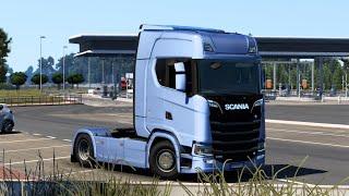 [ETS2 v1.40] New V8 Stock For Scania Next-Gen