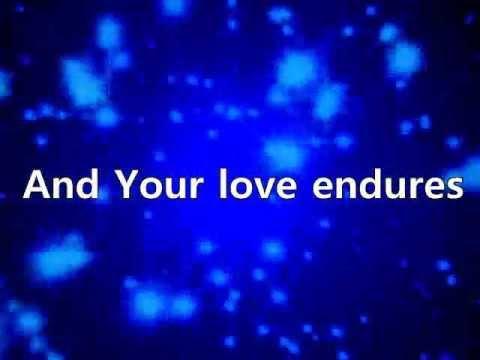 Lord, Let Your Glory Fall, Matt Redman. A Lyric Video