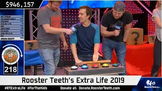 Rooster Teeth Extra Life 2019 Pt. 13 - Game Show of Doom