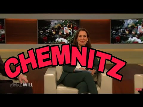 """""""Anne Will"""" (02.09.18): Chemnitz und die Folgen mit Serdar Somuncu"""