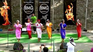 Kayin Don Yein Dance  Performed By (boston Burmese Student) 2010