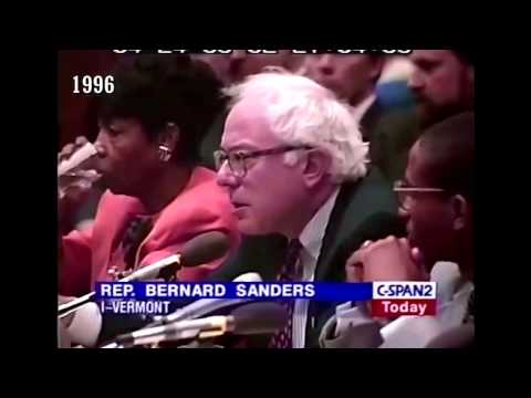 Bernie Sanders then and Now 1985 2015