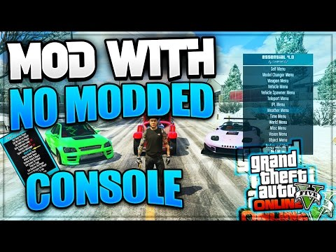 How to hack gta 5 online ps3 no jailbreak