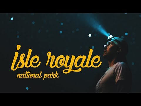 A REMOTE ISLAND SHORT // ISLE ROYALE NATIONAL PARK