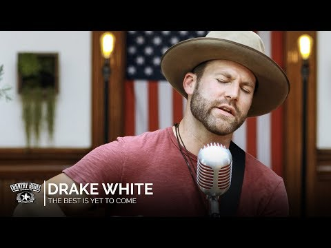 Drake White - The Best Is Yet To Come (Acoustic) // Country Rebel HQ Session