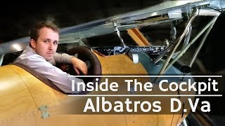 | Inside The Cockpit - Albatros D.Va