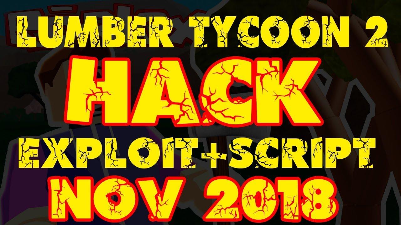 lumber tycoon 2 hack / roblox (exploit,script) [november