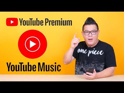 เปิดแล้วในไทย YouTube Premium และ YouTube Music ฟังเพลงดูคลิปไม่มีโฆษณา ปิดจอล็อคสกรีนก็ยังฟังได้