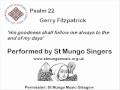 Psalm 22 Gerry Fitzpatrick