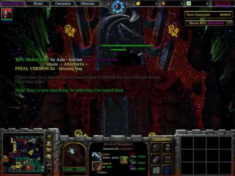 Warcraft 3 Masin Afterbirth