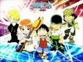 One Piece Opening 4 Karte des Herzens