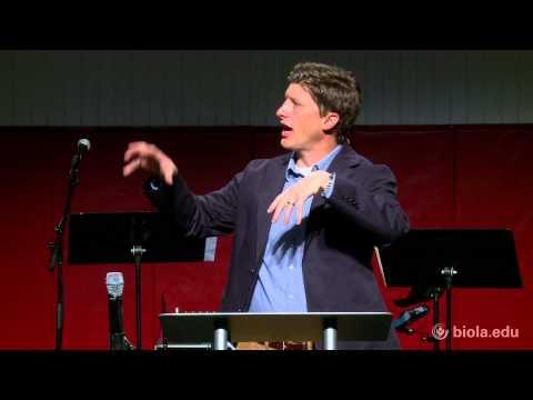 Jonathan Anderson: Jars of Clay - Biola University Chapel