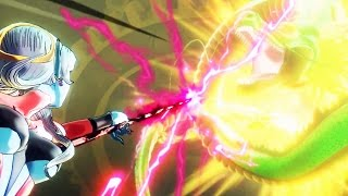 TOWA ATTACKS SHENRON - Dragon Ball Xenoverse ...