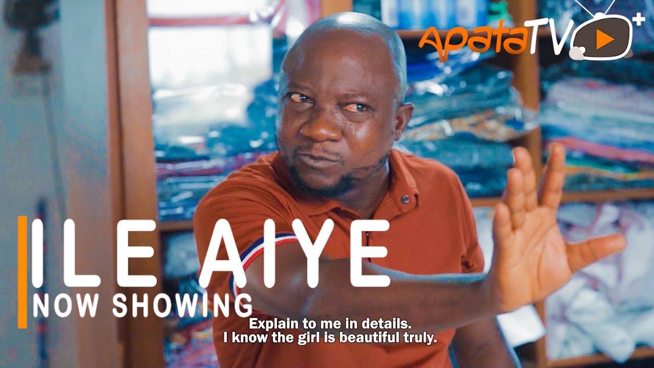 Download Ile Aye Latest Yoruba Movie 2021 Drama Starring Sanyeri | Fathia Balogun |Zainab Bakare |Kiki Bakare
