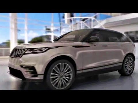 2018 Range Rover Velar Features & Options Manual Guide How To | Clip