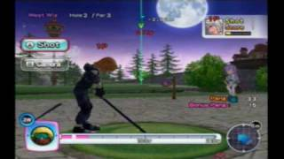 Super Swing Golf: Season 2 -- Vs. Com Match Play, Level 1 Hana