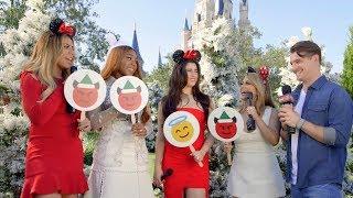 Naughty Or Nice with Fifth Harmony, Dove Cameron, Sofia Carson & More   Radio Disney