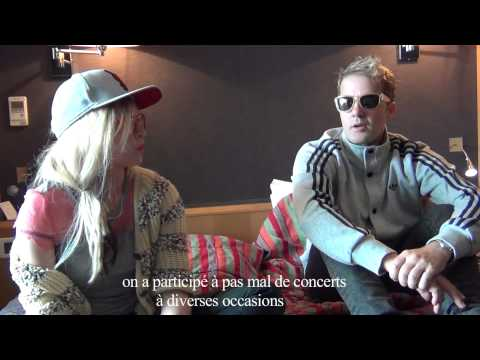 The Ting Tings - L'interview Orange RockCorps
