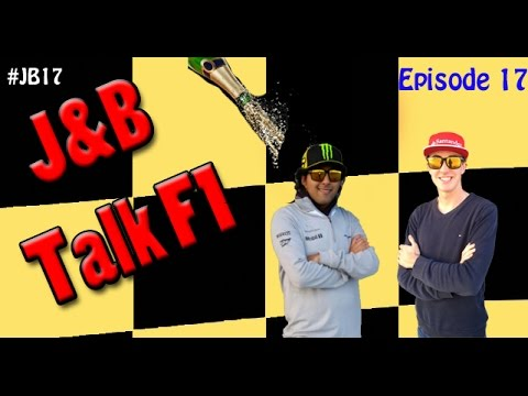 J&B Talk F1 - Episode 17: Singapore & Champagne Showers at Sandown