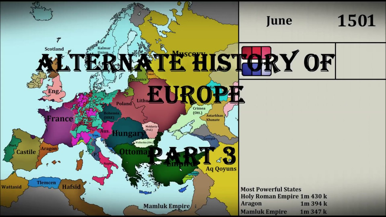 history of europe Source: - the best historical atlas i ever seen music: globus - crusaders of the light ps this clip is a bit outdated the new 3.