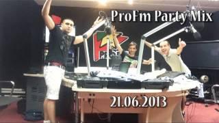 Vali Porcisteanu Profm Party Mix - Transilvania Rally 2013 - day 1