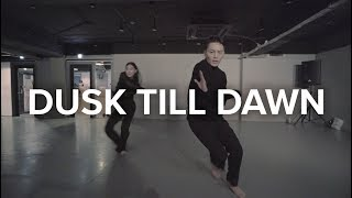 Download Lagu Dusk Till Dawn - ZAYN ft. Sia / Jay Kim Choreography Mp3