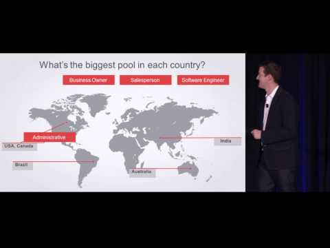 Talent Pool Update: Latest Views on Supply and Demand | Talent Connect San Francisco 2014