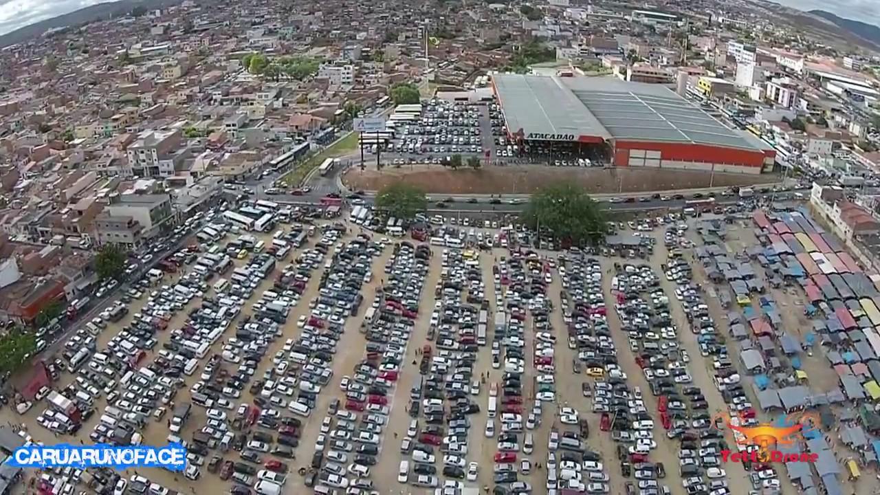 514c6137b Passeio de Drone pela Feira de Caruaru - YouTube