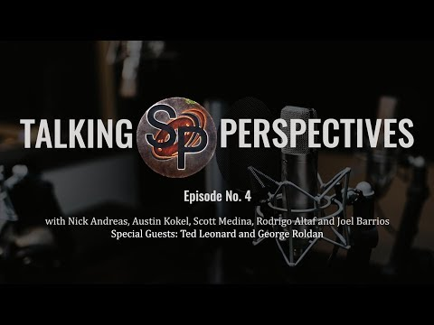 TALKING PERSPECTIVES: Episode No. 4 (Spock's Beard / RoSfest Festival 2018 / Threshold)