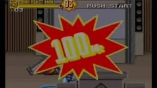Sonic Blast Man II - GamePlay - User video