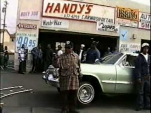 eazy-e making of real compton city g´s video ( rare)