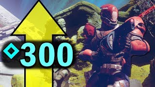 Destiny 2: increase power level fast! best activities & tips!