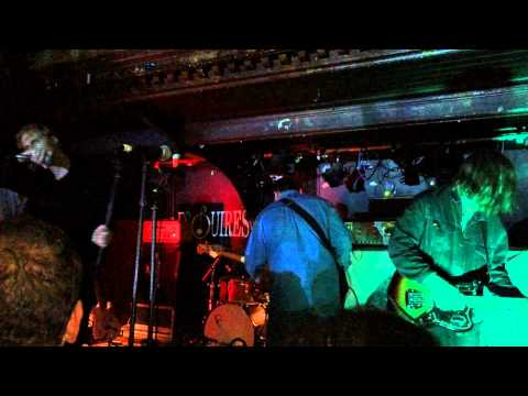 Eagulls 'Nerve Endings' live at Esquires Bedford October 2014