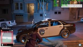 1080 Ti -  1440p 60fps Watch Dogs 2 - Nightime Footage