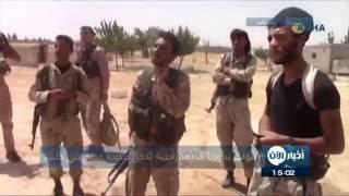 قوات سوريا الديمقراطية تدخل مدينة منبج في حلب