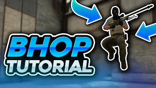 CS:GO Bunny Hopping/Bhopping Tutorial for Beginners!