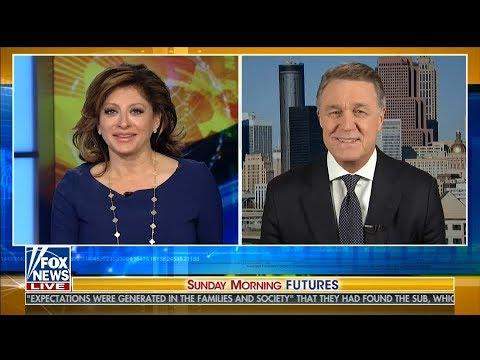 Senator David Perdue on Sunday Morning Futures with Maria Bartiromo