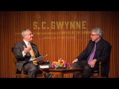 An Evening with S.C. Gwynne