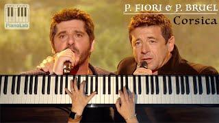 Corsica - P. Fiori & P. Bruel - Piano