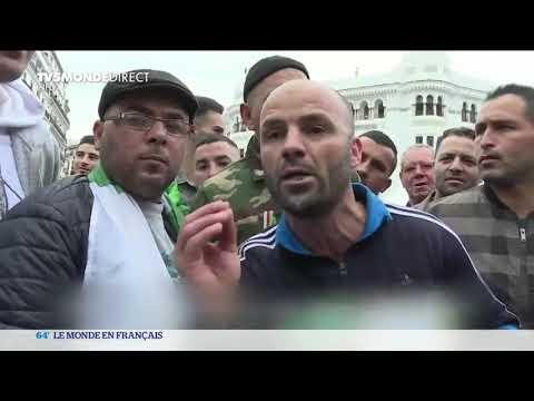 Algérie : comment la télévision d'État présente-t-elle les manifestations contre Bouteflika ?